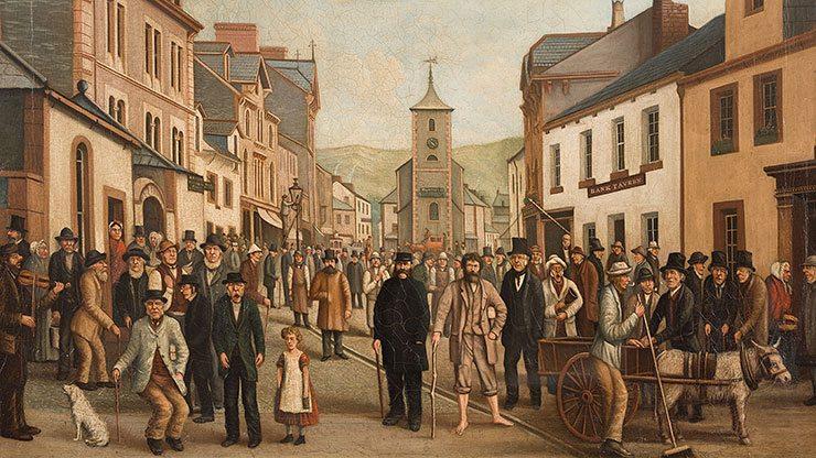 'Keswick Main Street' by Joseph Brown