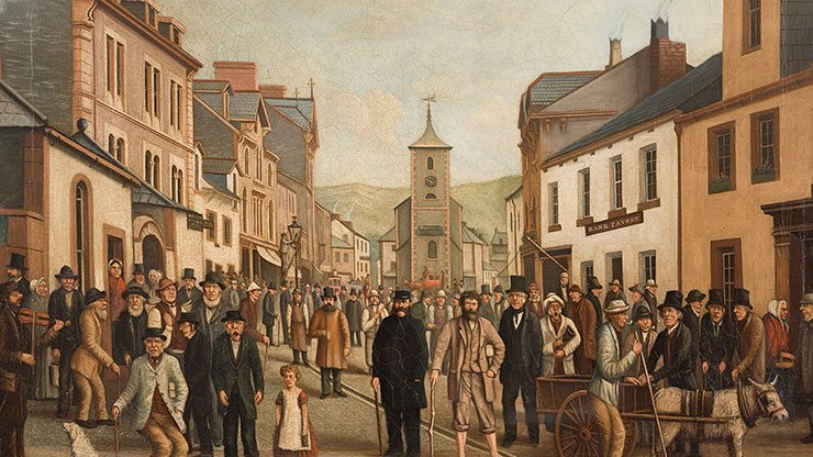 Social History - Moot Hall 1870