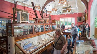 About the collections at Keswick Museum