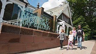 History of Keswick Museum