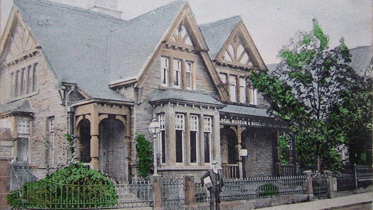 Keswick Museum in 1904