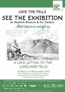 AW-exhibition-KMAG-green-blencathra-poster