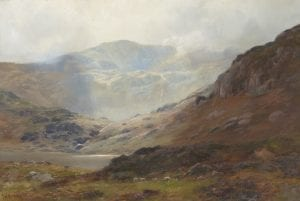 Leverswater by James Henry Crossland