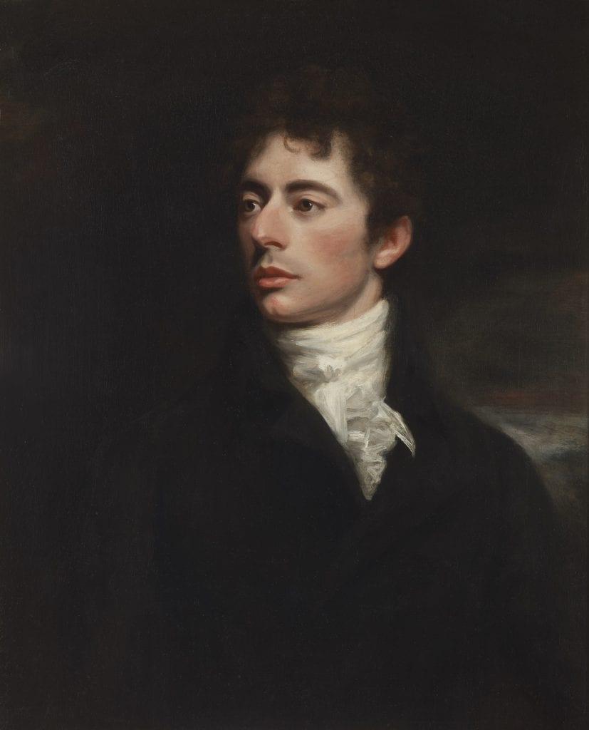 John Opie's portrait of Robert Southey – £150